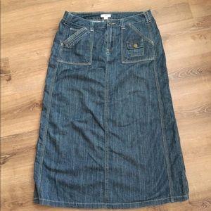 Cato Denim Skirt (Like new)